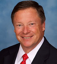 City Commissioner Bruce Livingston